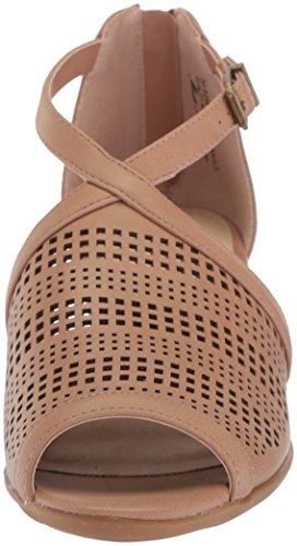 Easy Street Frauen Sandalen mit Absatz Nude