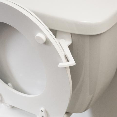 The InventHelp Store Toilet Holder product image