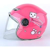 XuBa - Casco de Moto para niño