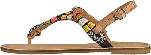 Monivärinen T bar 286004i1l Sandaalit Naisten Ntml luonnolliset Multi Bullboxer RP6UXwqxB