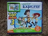 Software : LeapFrog Disney-Pixar Toy Story 3 Learning Game (works with LeapPad Tablets & LeapsterGS)