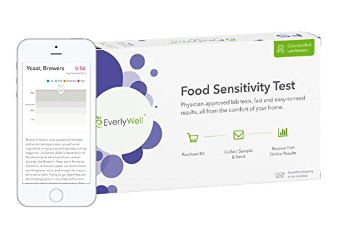 EverlyWell Sensitivity Reaction Common available