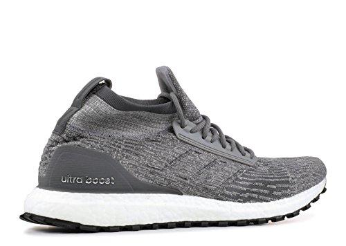 Adidas Menns Ultraboost All Terrain Løpesko Grå