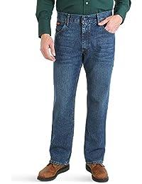 Men's Fr Flame Resistant Slim Boot Cut Jean