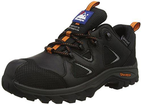schwarz Eu De Waterproof Seguridad Himalayangravity Zapatos Negro Uk 5 38 Adultos x8pqUEwnY