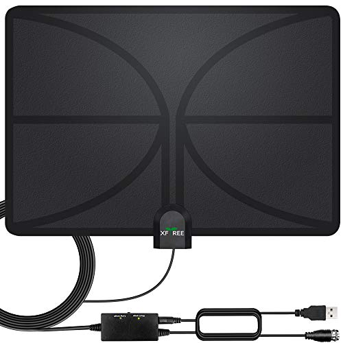 HDTV Antenna, 2019 New Indoor Digital TV
