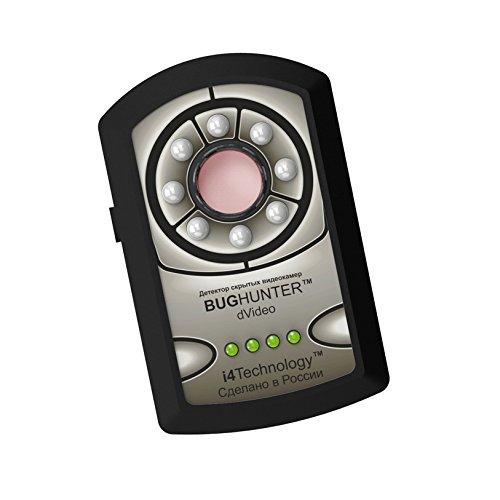 Detector de Cámaras Ocultas Profesional DVideo: Amazon.es: Bricolaje y herramientas
