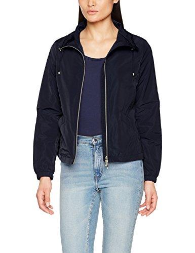 Geox Women's Woman Jacket Blau (Blue Nights F4386)