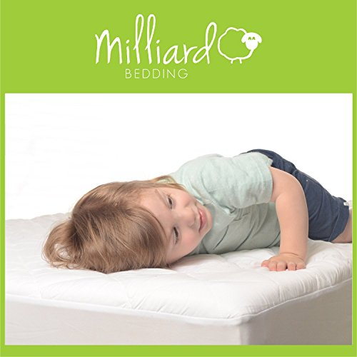Milliard Crib Mattress And Toddler Bed Mattress Hypoallergenic