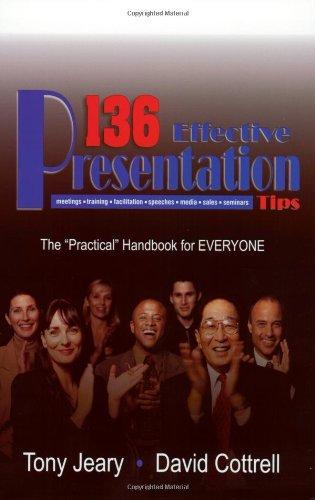 136 Effective Presentation Tips