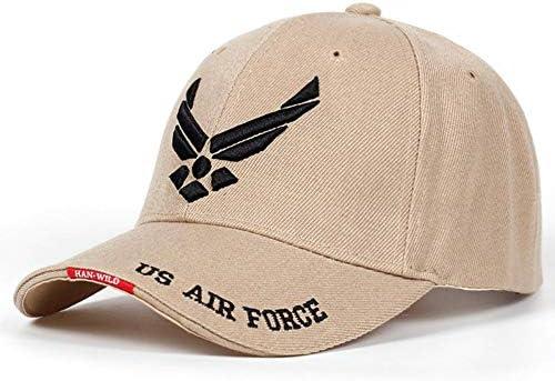 TRGFB Gorra de béisbol Nueva Gorra de béisbol Air Force ...