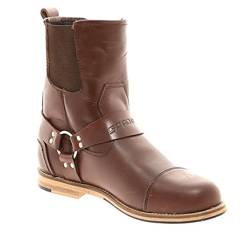 Cruiser Motorcycle Boots - 6