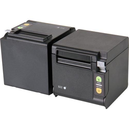 Seiko Instruments USA Inc. Qaliber RP-D10-K27J1-S Direct Thermal Printer - Monochrome - Desktop - Receipt Print RP-D10-K27J1-S2C3 (Printer Thermal Seiko)