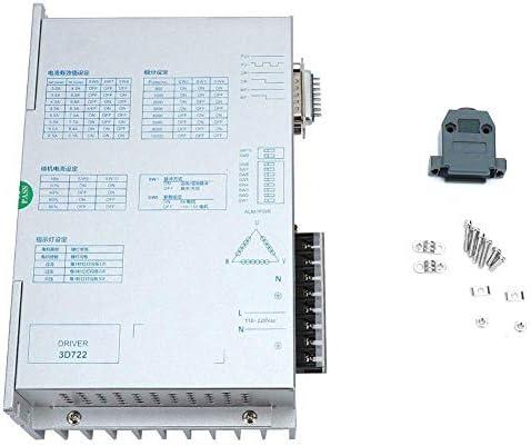 KAIBINY モーターリサーチドライバ制御ドライバ、3相モータ用3D722バイポーラ定電流チョッピングリサーチ&コントロールドライバ