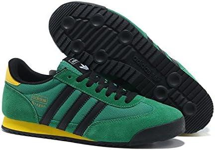 adidas dragon noir et vert