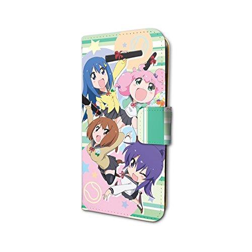 0d2f8c92ff 買取】てーきゅう 01 5期キービジュアル 手帳型スマホケース iPhone6/6s ...