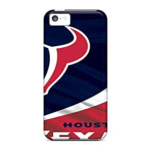 Hot New Houston Texans Case Cover For Iphone 5c With Perfect Design