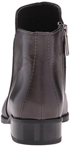Nine West Women's Norabel Leather Boot Dark Grey KXLud41ybD