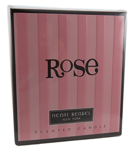 Henri Bendel Rose Scented Candle 9.4 Ounce 1 ()