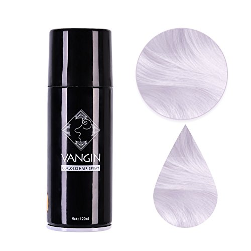 St.Mandyu Temporary Hair Color Spray 4 oz Great For Dress Up Performance Costumes Halloween Christmas Party