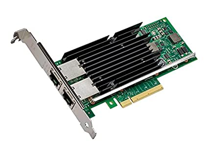 Intel Corp Converged Network T2 Adapter (X540T2)