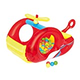 UP IN & OVER Inflatable Helicopter Ball Pit