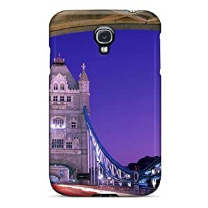 Awesome BestLove4U Defender Tpu Hard Case Cover For Galaxy S4- Tower Bridge London England