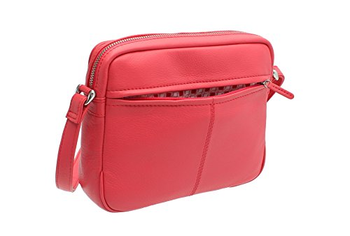 Tula Top Zip Tulip Bag NAPPA Tulip Shoulder Body Leather 8376 Cross ORIGINALS Organiser gtqtwr