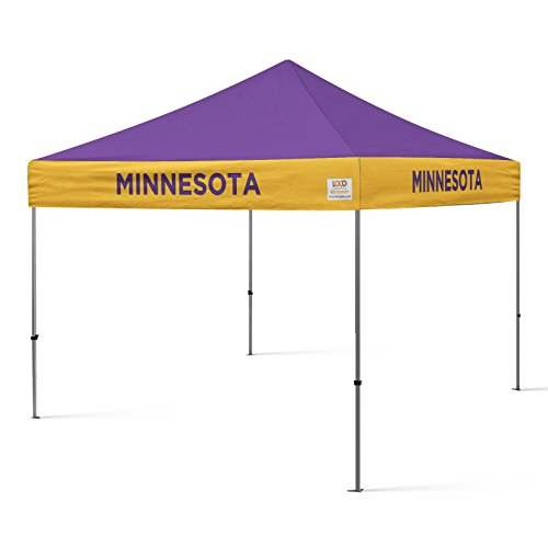 Loco Canopies 10'x10' Sports Series Minnesota Canopy Commercial Instant Tent