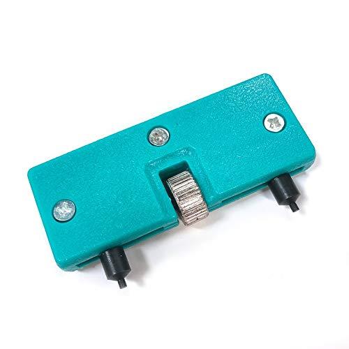 Outil de r/éparation de cl/é /à molette portable /à deux pieds pour ouvreur de gros calibre bleu-1 taille