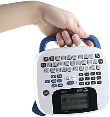 Etiquetadora Impresora de Etiquetas Máquina de etiquetado portátil ...