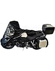 Capa para moto impermeável e forrada XXG