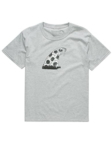 Jetty Extra Steeze Boys T-Shirt, Heather Grey, - Jetty Apparel