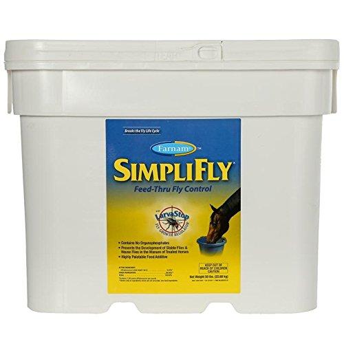 Equicare Simplifly with Larvastop, 50 Pound