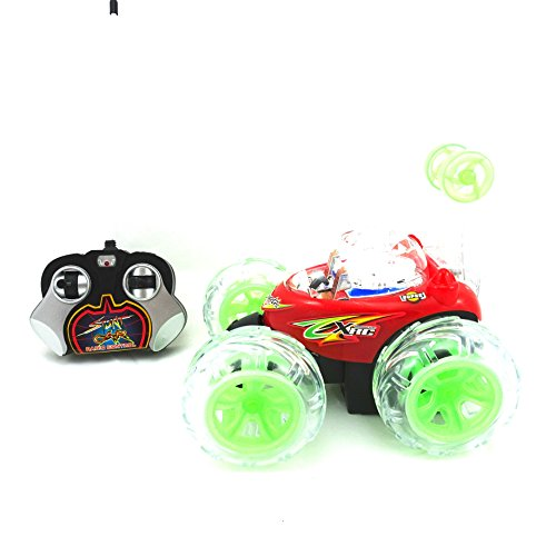 Tornado Twister Remote Control Car Rtr Battery Operated
