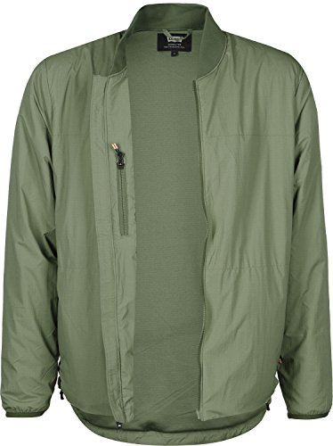 Levis Commuter Packable Bomber Deep Lichen Green S