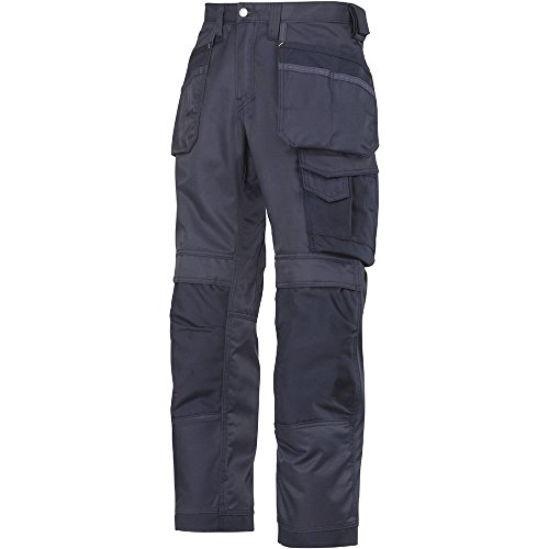 Snickers DuraTwill Hose, navy Gr. 48
