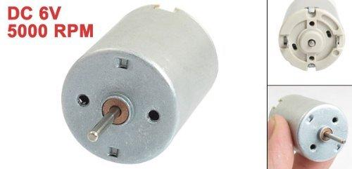 5000 RPM 6V High Torque Cylinder Magnetic Electric Mini DC Motor R a12120600ux0188