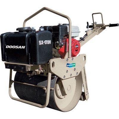 - - Ingersoll Rand Single Drum Vibratory Roller, Model# SX-170H