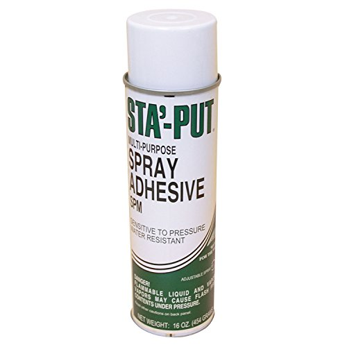 Adhesive Sprays