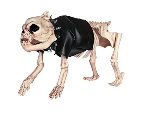 Skeleton Halloween Costumes For Dogs - Crazy Bonez Skeleton Dog Dress Up