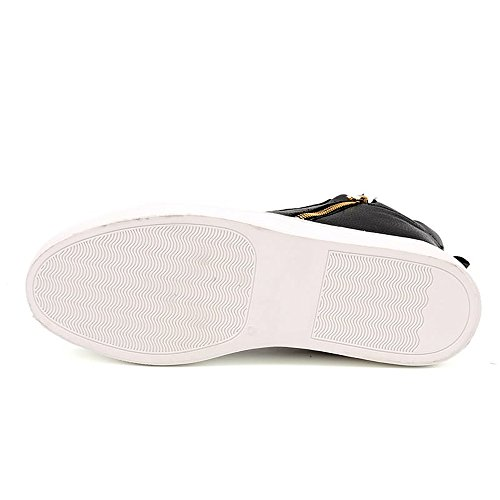 Unita Skateboard Scarpe e Stile Unita Tinta da Forti Unita Tinta Sneakers Casual Donna Uomo da Nero Scarpe Tinta con Taglie Moda Cricket UCEqwTz