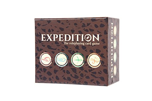 Expedition The Roleplaying Card Game product image