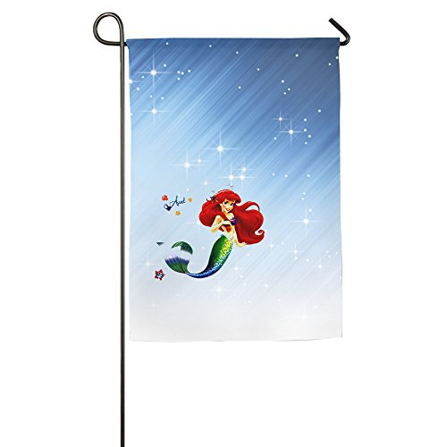 [Ariel The Mermaid Garden Sports Flag Solid Cool Flags] (Halloween Storybook Costumes)