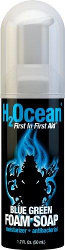 H2Ocean Blue Green Foam Soap, 1.7 Fluid Ounce