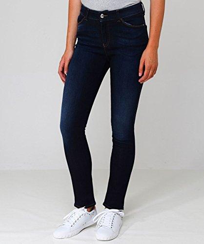 Jeans Donna Fit Blu J18 Da Armani Slim 0XAwqf