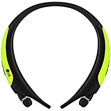 LG Electronics Tone Active Premium Wireless Stereo Headset - Retail Packaging - Lime