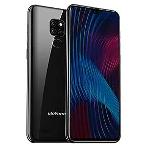 Smartphone Libre 4G Ulefone Note 7P, Waterdrop 6.1 Teléfono Móvil, 3+ 32 Go Quad-Core Android 9.0, Moviles Libres 2019 Cámara Trasera Triple y Ranura ...