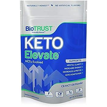 Amazon.com: BioTrust Keto Elevate - Keto Boosting Pure C8