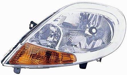 Lato Passeggero 7438635034184 Derb Faro Proiettore Dx Destro Indicatore Di Direzione Arancio